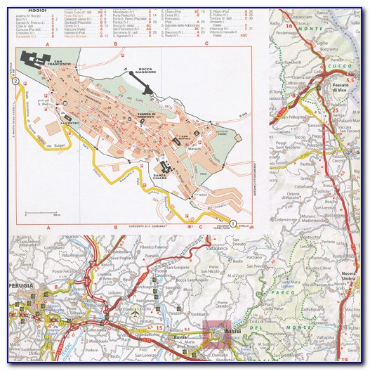 Michelin Map Italy 362