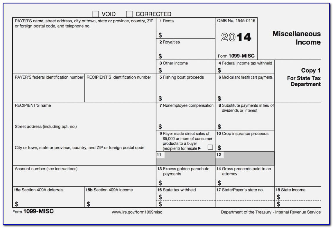 Michigan 1099 G Form 2017