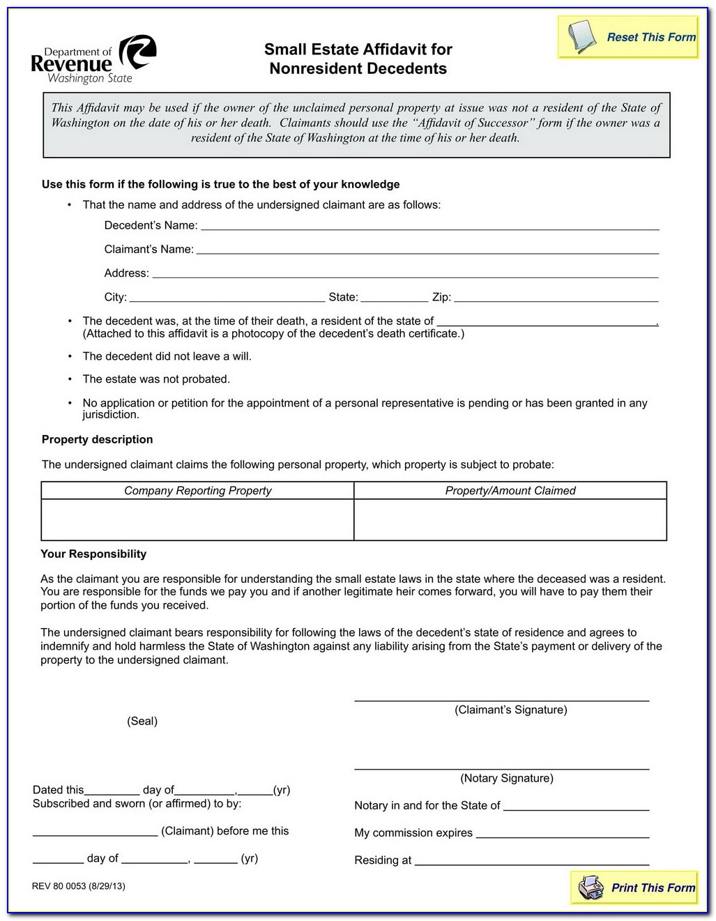 Michigan 501c3 Form