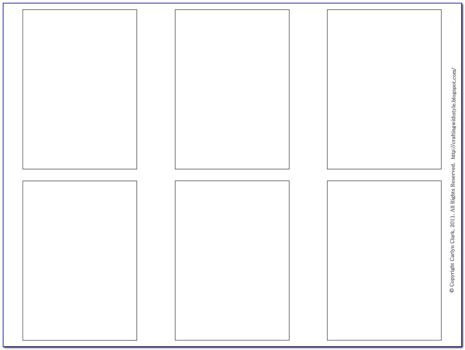 Microsoft Blank Business Card Template Download