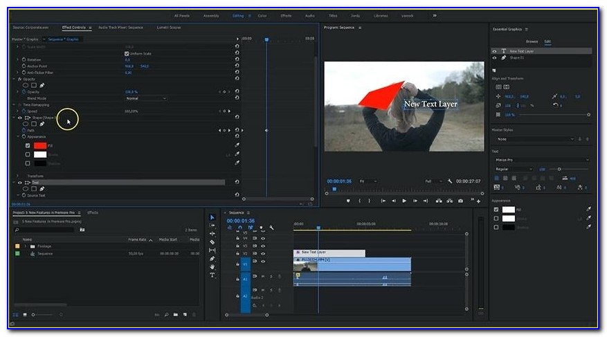 Motion Graphics Templates For Premiere Pro Free Download