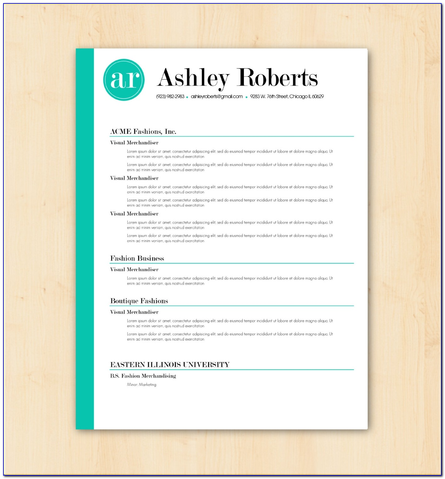 Download Free Professional Resume Templates Resume Ms Word Format Inside Free Microsoft Resume Templates
