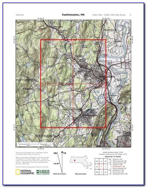 National Geographic Topo Maps Wyoming