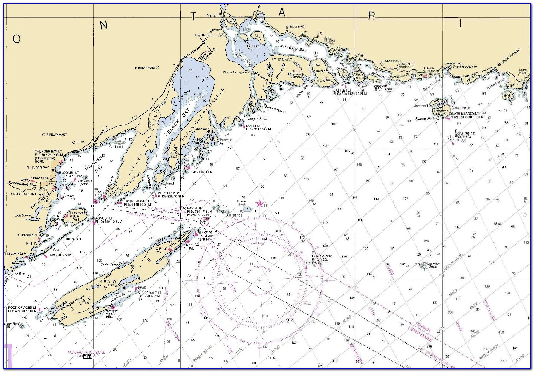 Nautical Maps Free