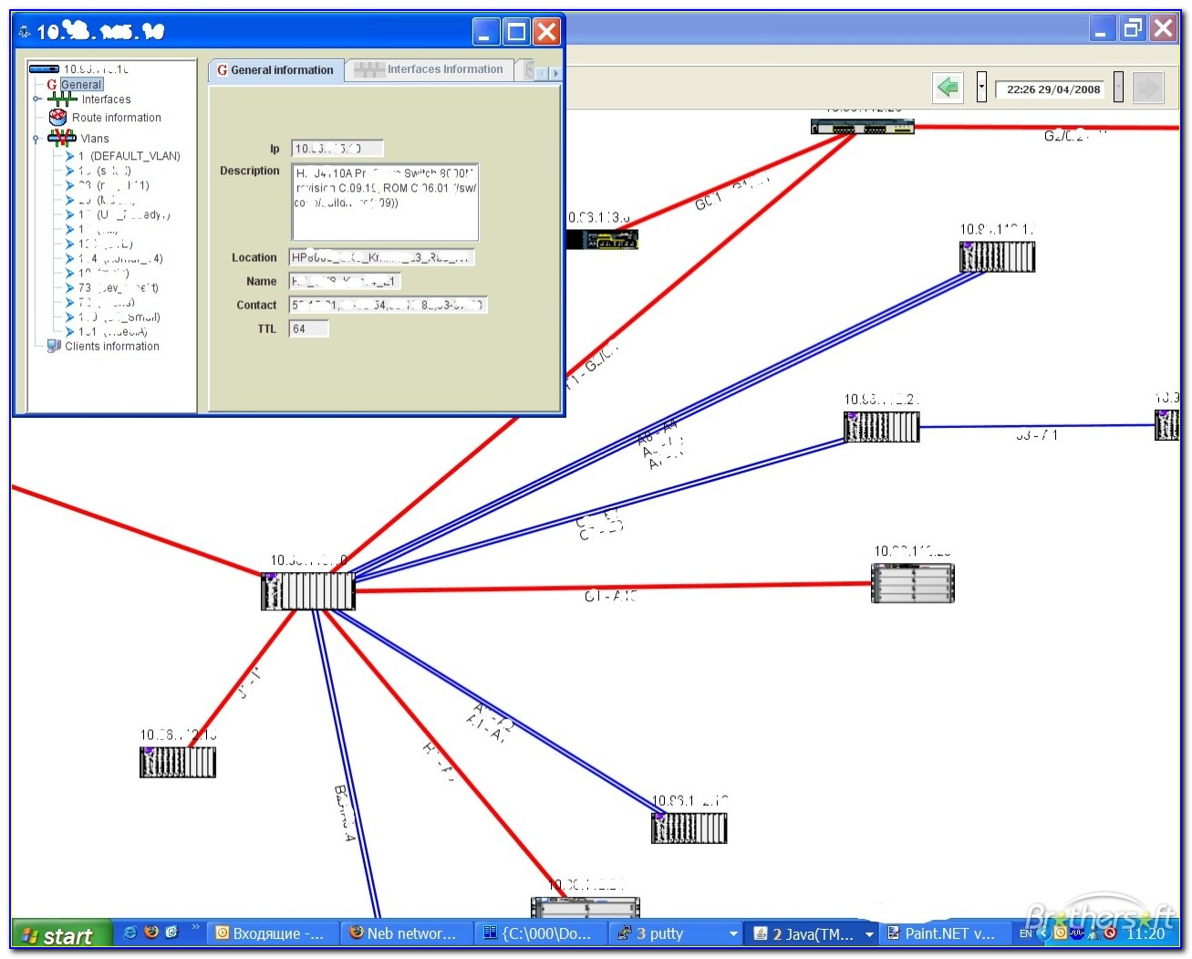 Network Mapping Software Free Windows