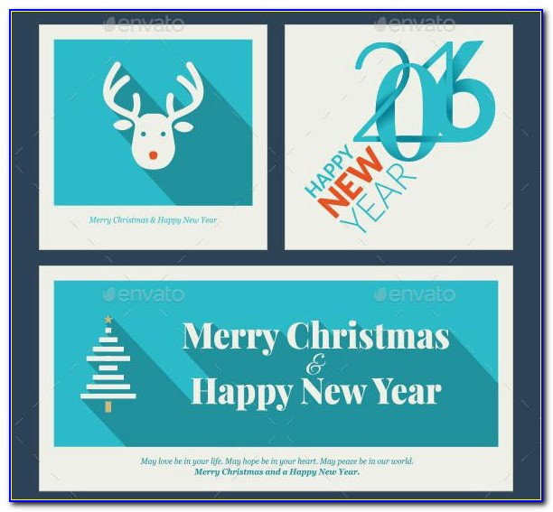 New Year Greeting Card Design Online