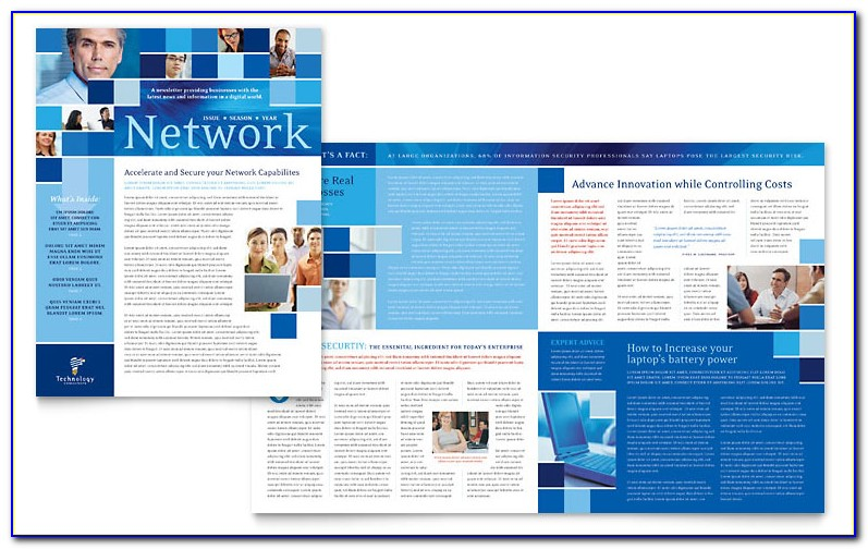 Newsletter Templates Publisher Free Download