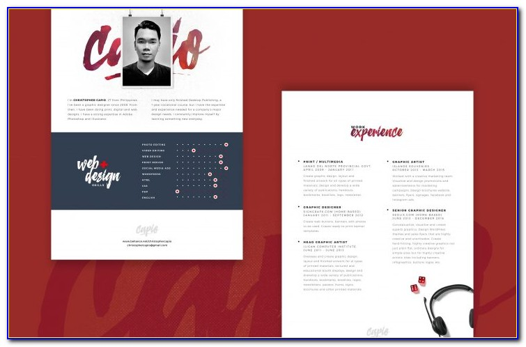 Nice Resume Template Free Download