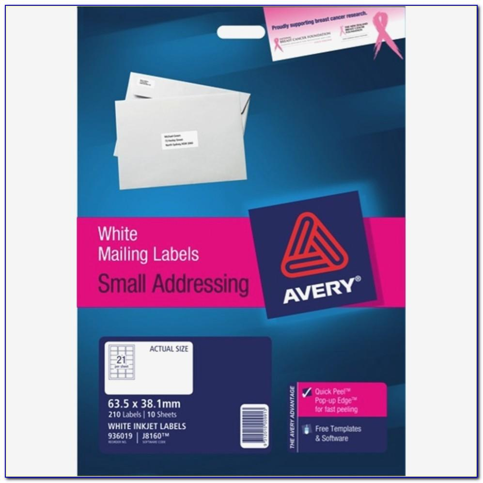 Office Max Label Printing Template