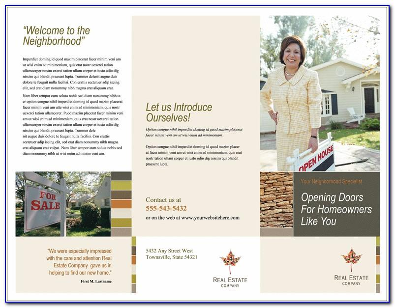 Open House Flyer Template Word Free