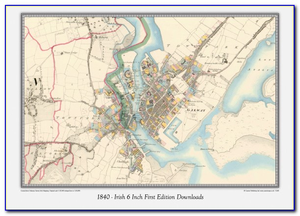 Ordnance Survey Maps Freely Available Online From April