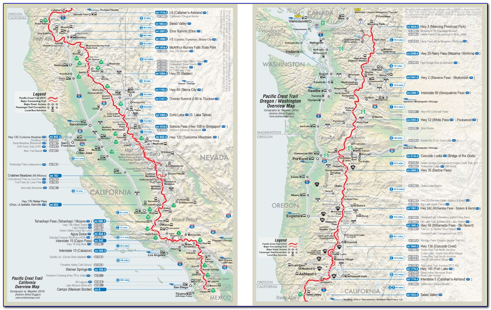 Pct California Overview 2016