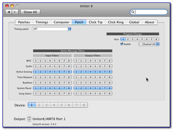 Patch Panel Port Mapping Software