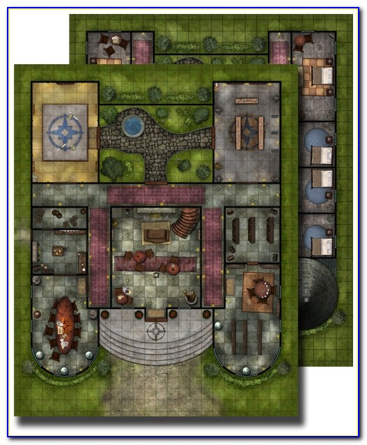 Pathfinder Flip Map Pdf