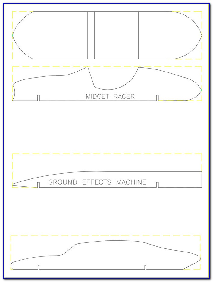 Printable Flame Templates For Pinewood Derby Cars