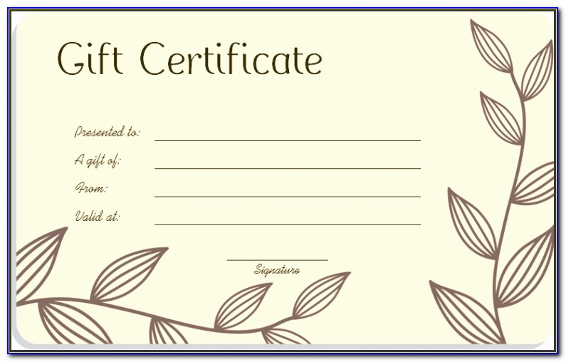 Printable Blank Gift Certificates 0idfl Beautiful Blank Gift Certificate Template Blank Gift Certificate Template