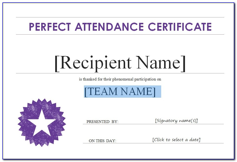 Cme Certificate Of Attendance Templatehoto Insert Template Vincegray2014
