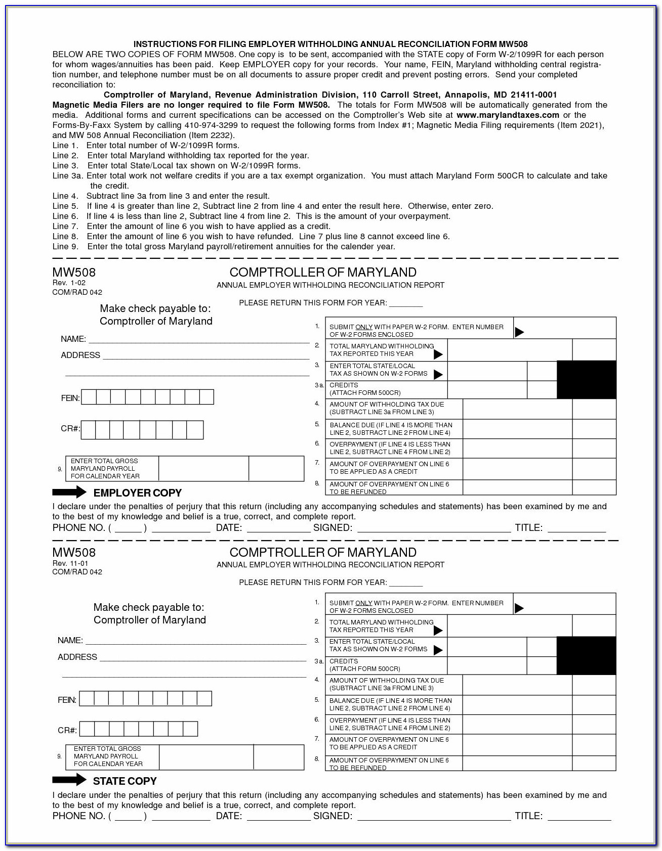 Printable W2 Form For Employers Form : Resume Examples #qnpbommzwm Intended For Printable W2 Form