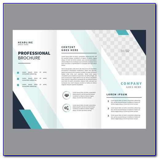 Professional Brochure Templates Psd Free Download
