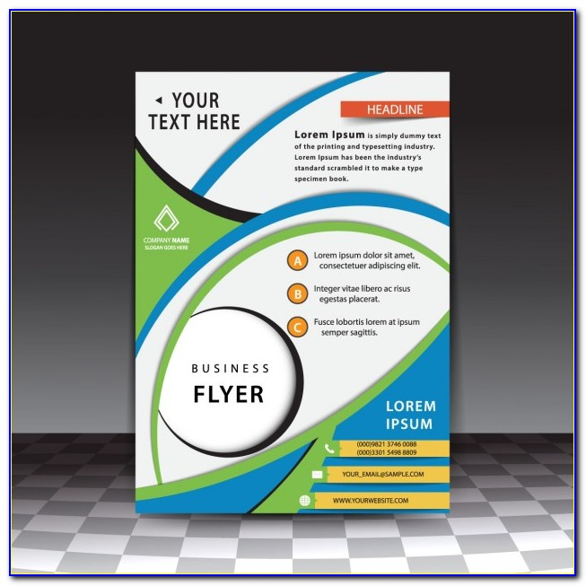 Professional Flyer Templates Free Download