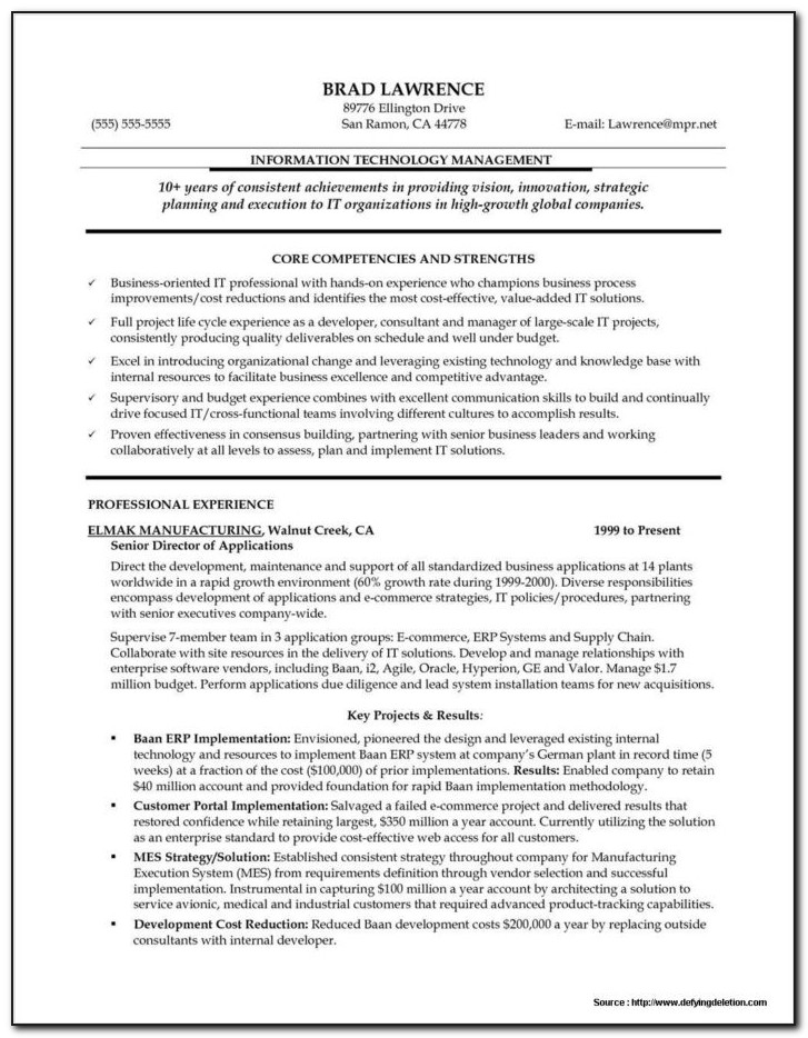 Professional Resume Writers In Rochester Ny