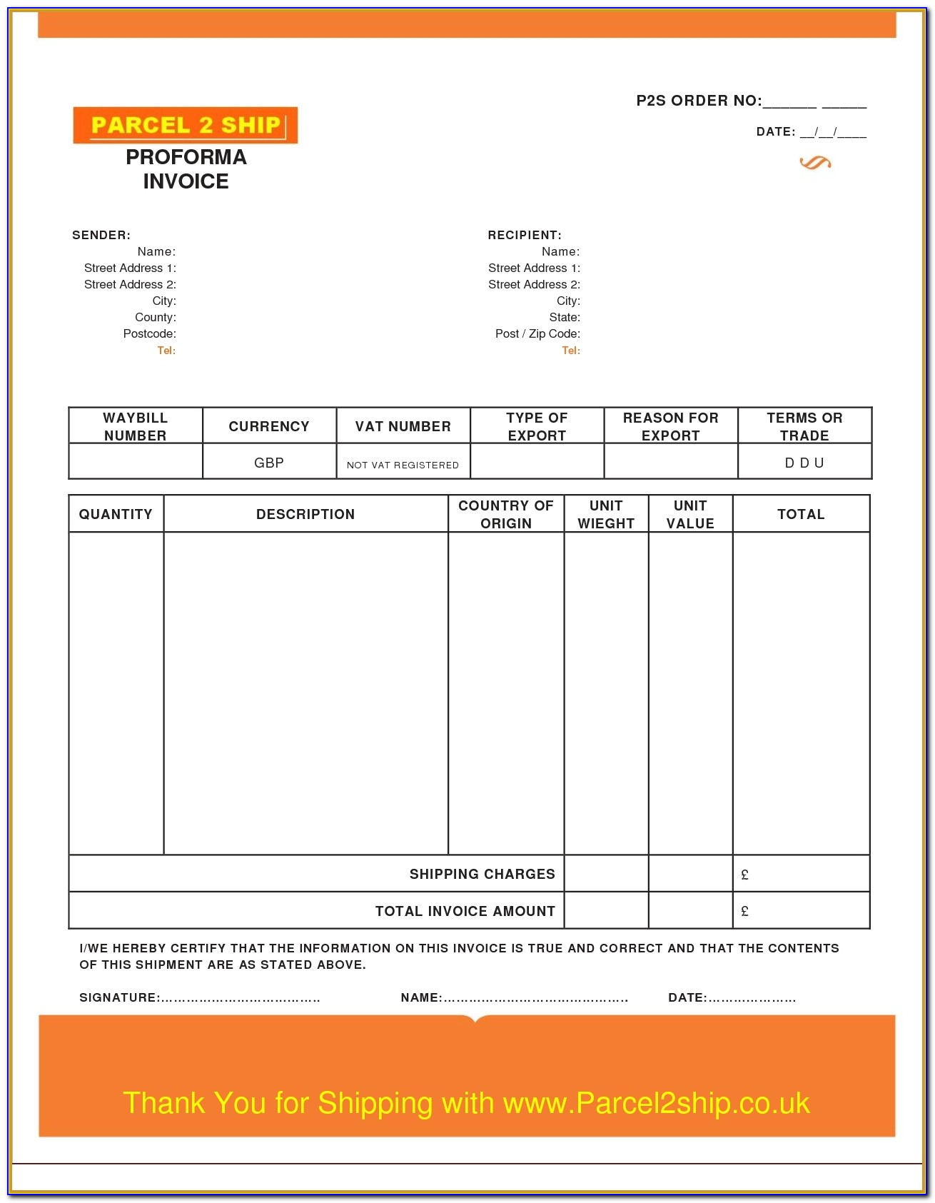Proforma Invoice Sample Excel 13 Samples And The Importance Of Proforma Invoice Template Excel 1283 X 1658