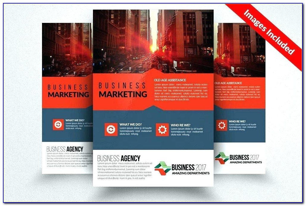 Promotional Flyer Templates Free