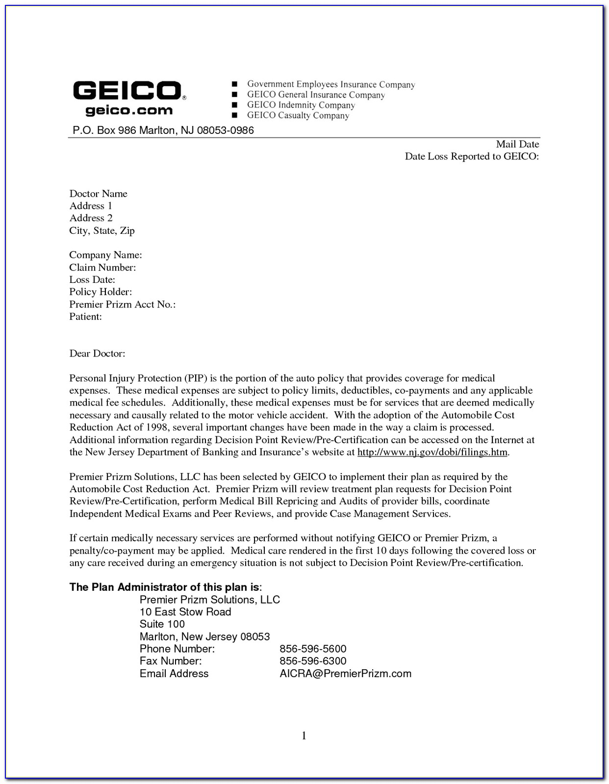Proof Of Auto Insurance Template Free With Geico House Insurance