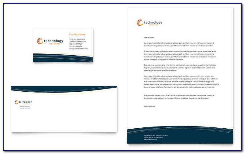Publisher Business Card Template Free
