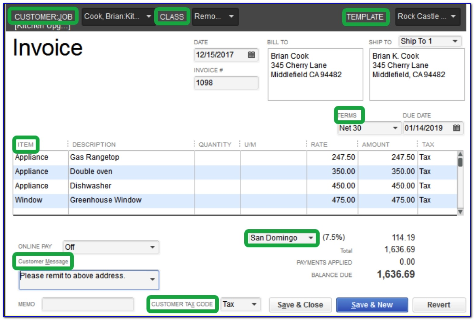 The Most Useful And Least Used Quickbooks Shortcuts Intuit News Invoice Templates For Quickbooks