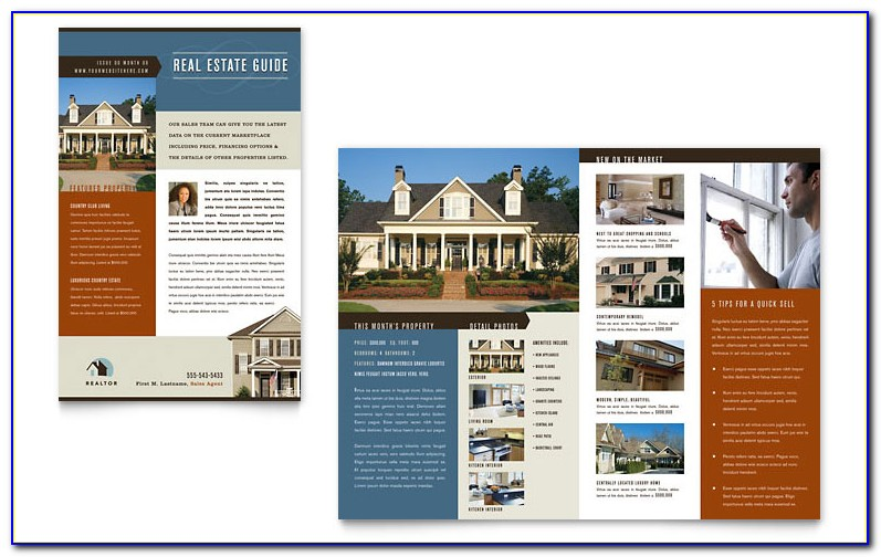 Real Estate Newsletter Templates Free Word
