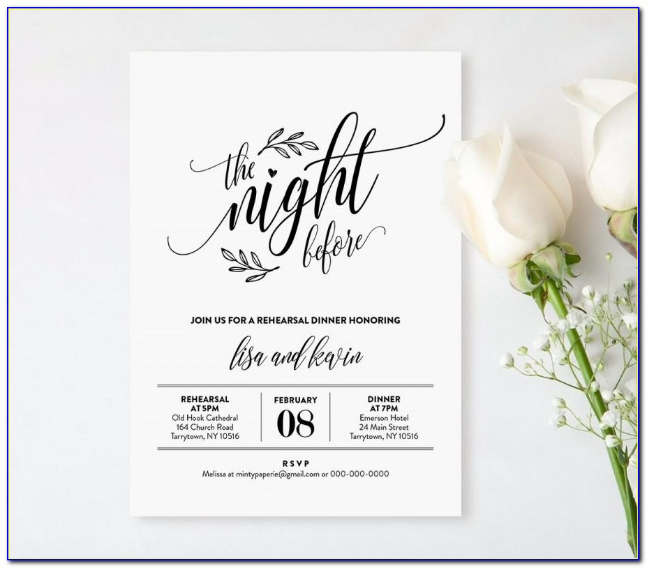 Rehearsal Dinner Invitation Wording Hosted By Grooms Parents