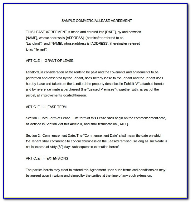 Rental Agreement Template – 20+ Free Word, Excel, Pdf Documents Intended For Lease Agreement Template Word
