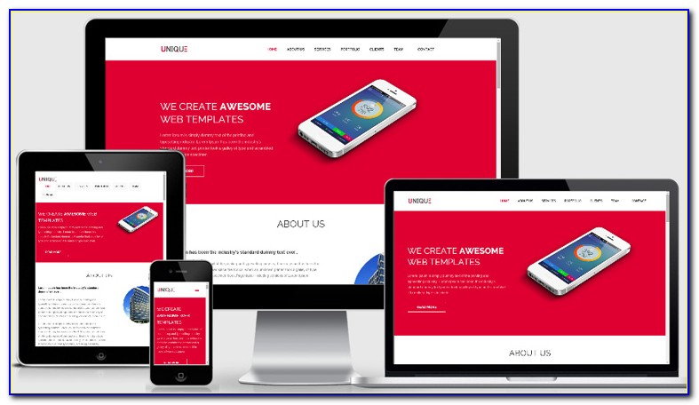 Responsive Templates Html5 Free Download