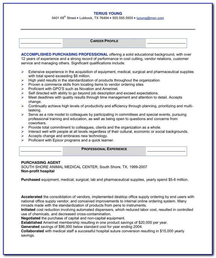 Resume Professional Writers Company