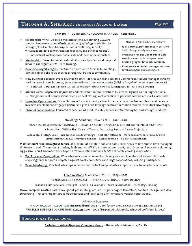 Resume Writing Services In Minneapolis Mn