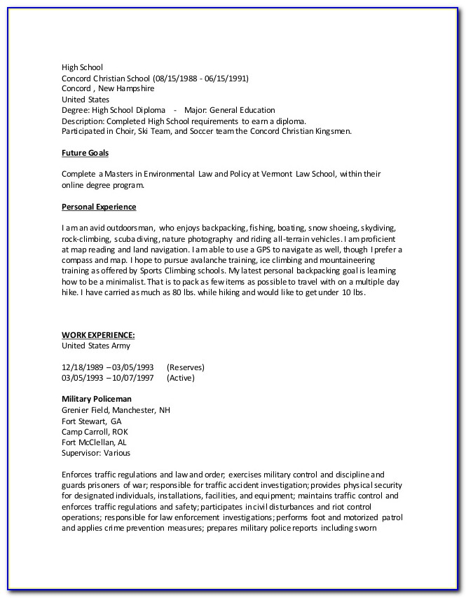 Resume Writing Services Manchester Nh