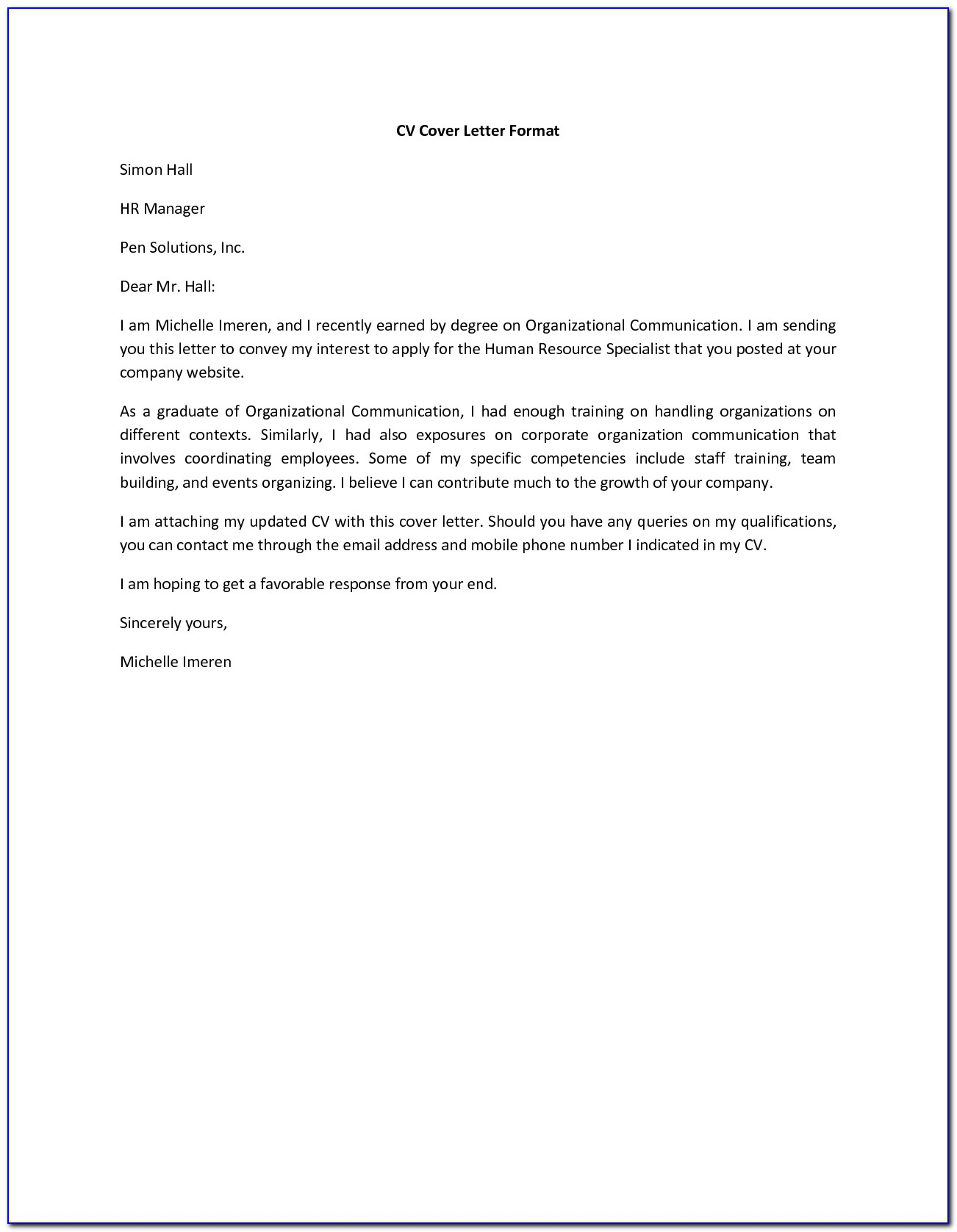 Nice Cv Cover Letter Covereneduckdns Purpose Of A Cover Letter For A Resume
