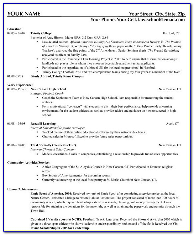 Cover Letter Examples Harvard Law With Regard To Law School Admissions Resume Sample
