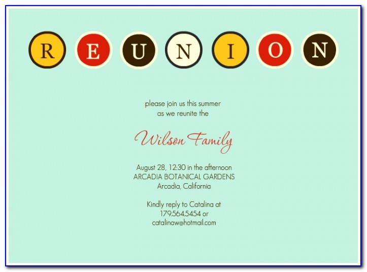 Reunion Invitations Template Simple Free Printable Family Reunion Invitation Templates Beautiful Doc Xls Letter Download Templates Raata