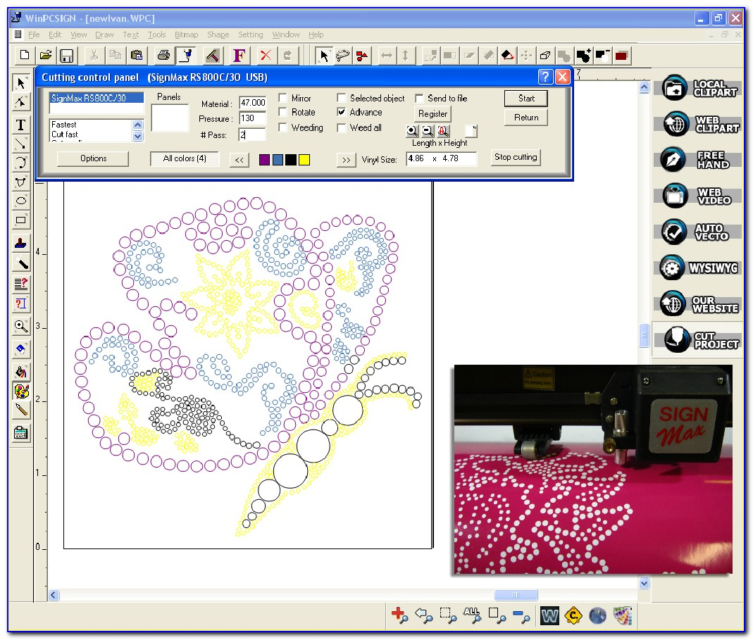 Rhinestone Template Software Free