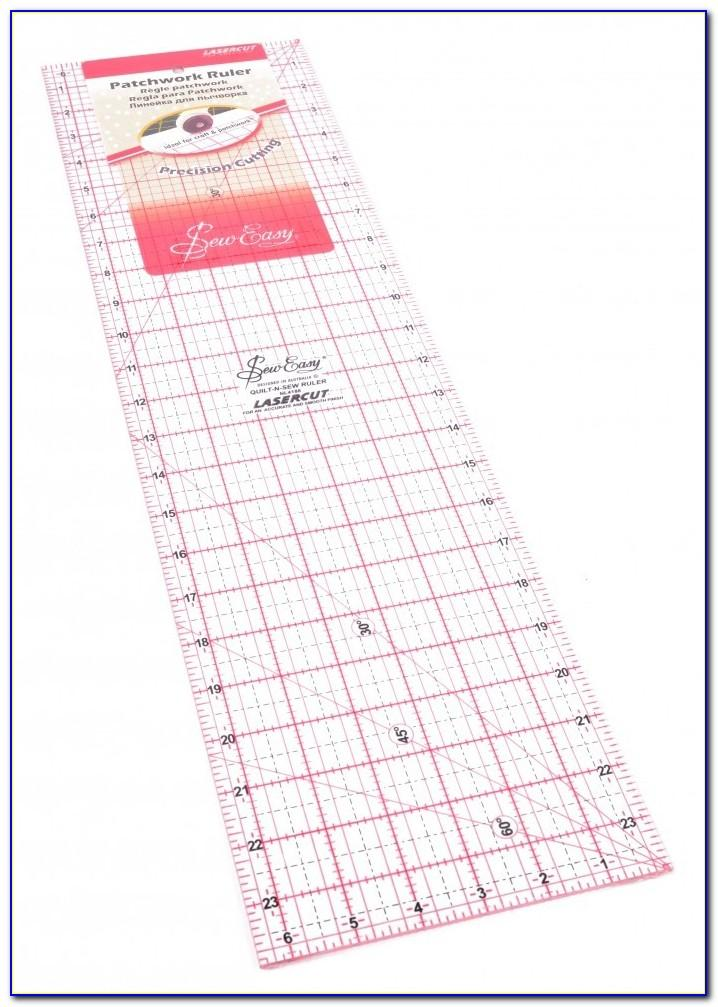 Ruler Templates For Quilting