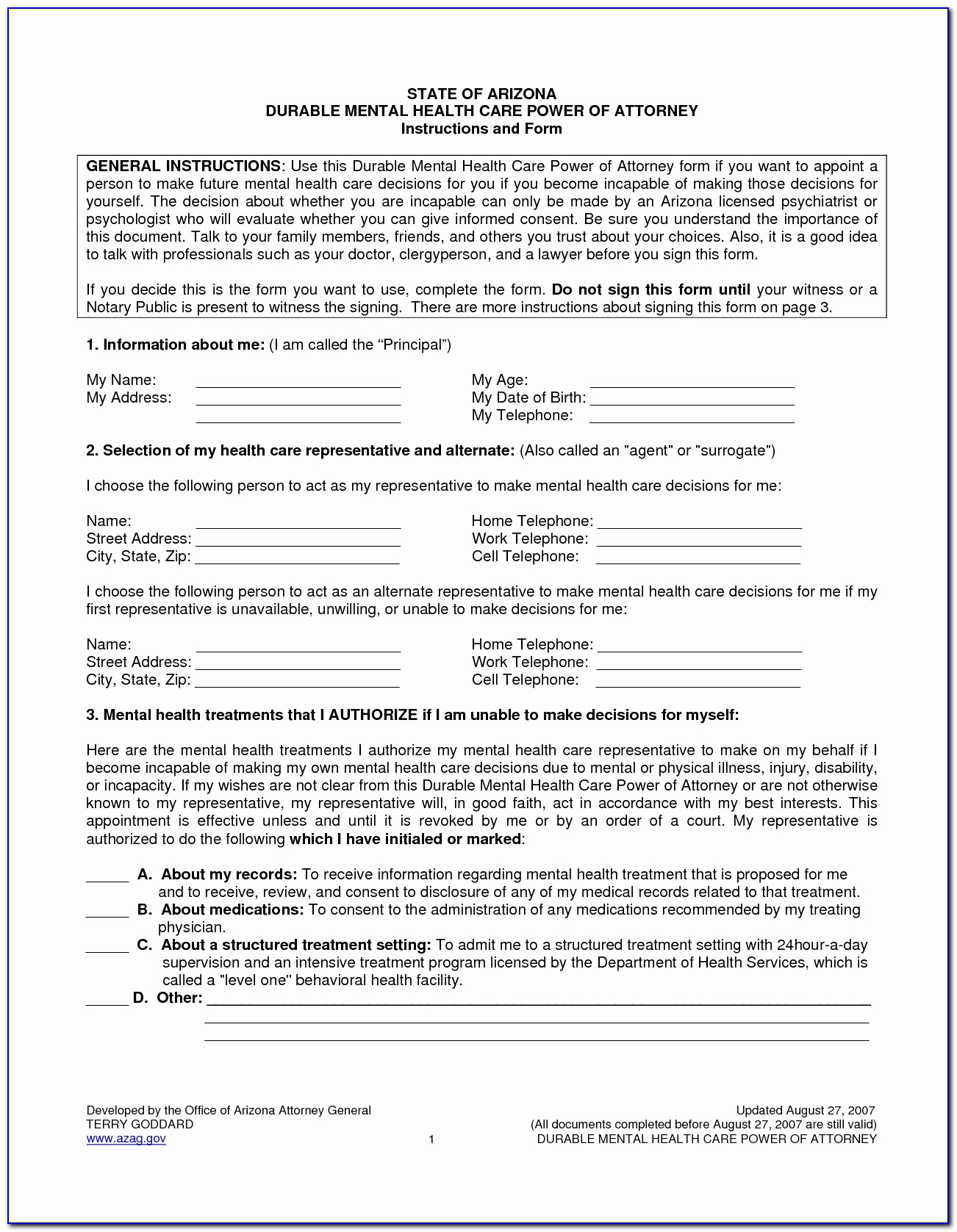 Durable Power Of Attorney Template Fresh Texas Power Attorney Template Inspirational Texas Power Attorney