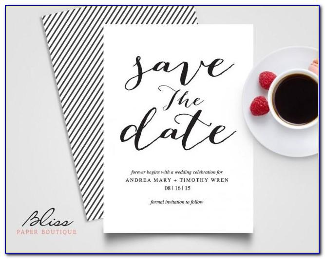 Save The Date 60th Birthday Templates Free