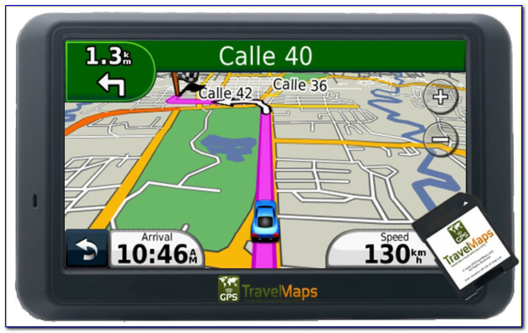 Sd Card Maps For Gps