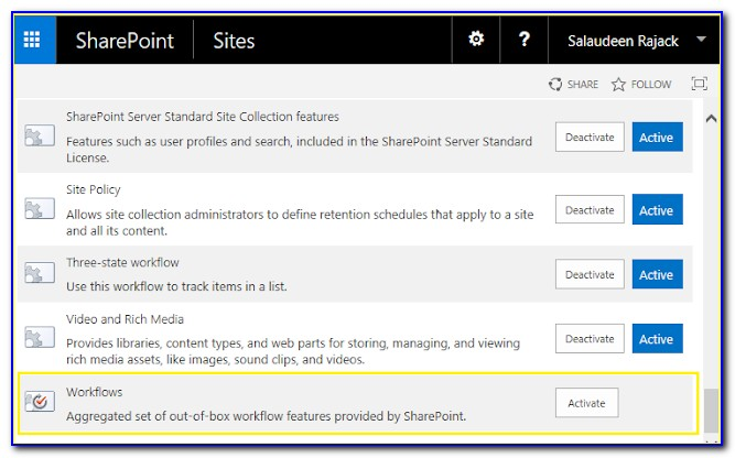 Sharepoint 2013 Approval Workflow Template