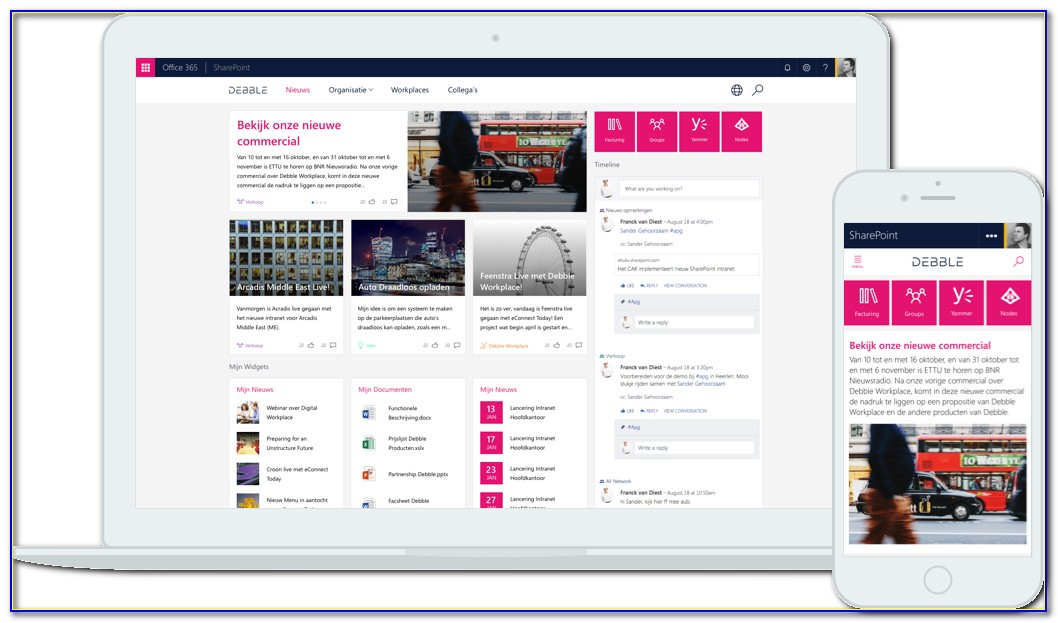 Sharepoint 2013 Intranet Template Download