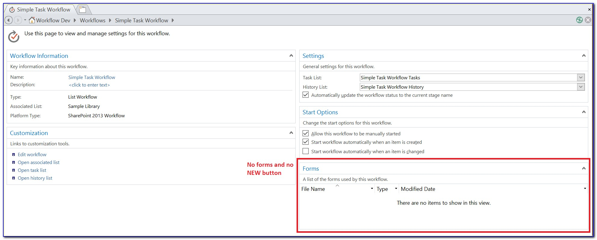 Sharepoint 2013 Workflow Task Form