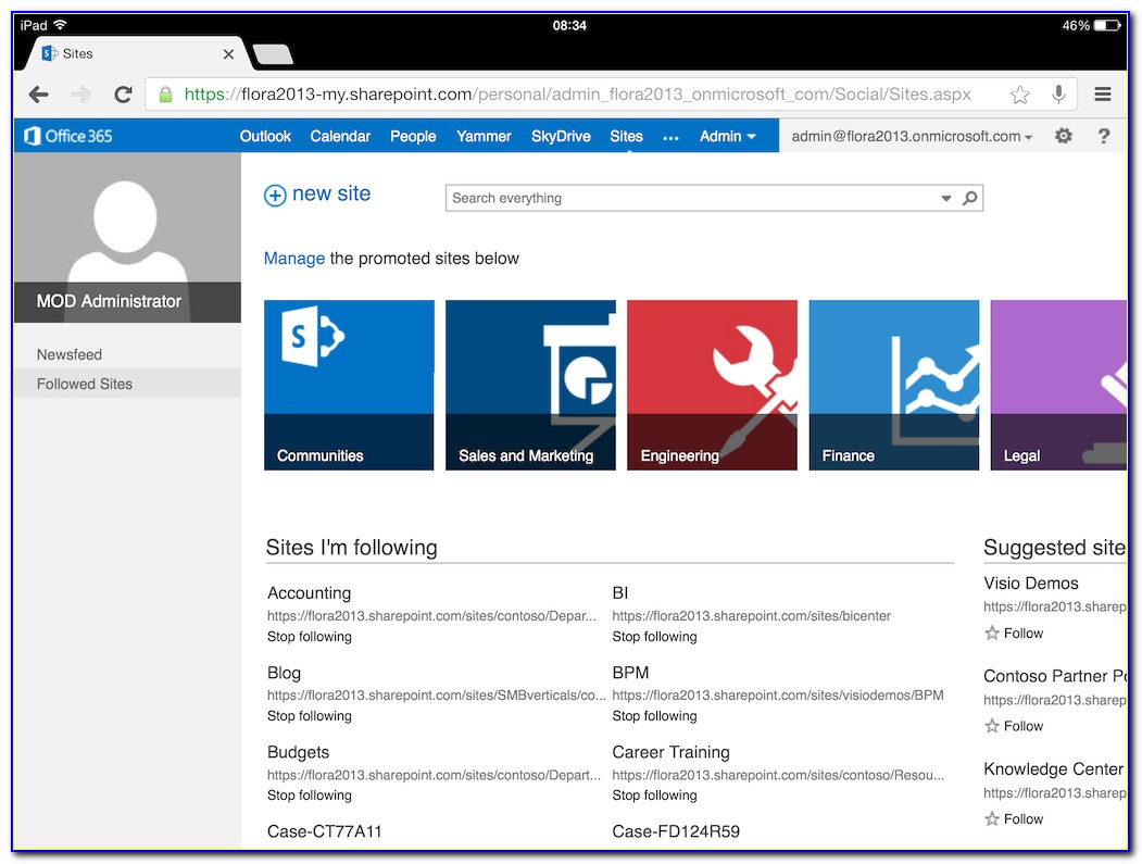 Sharepoint Online Templates Codes