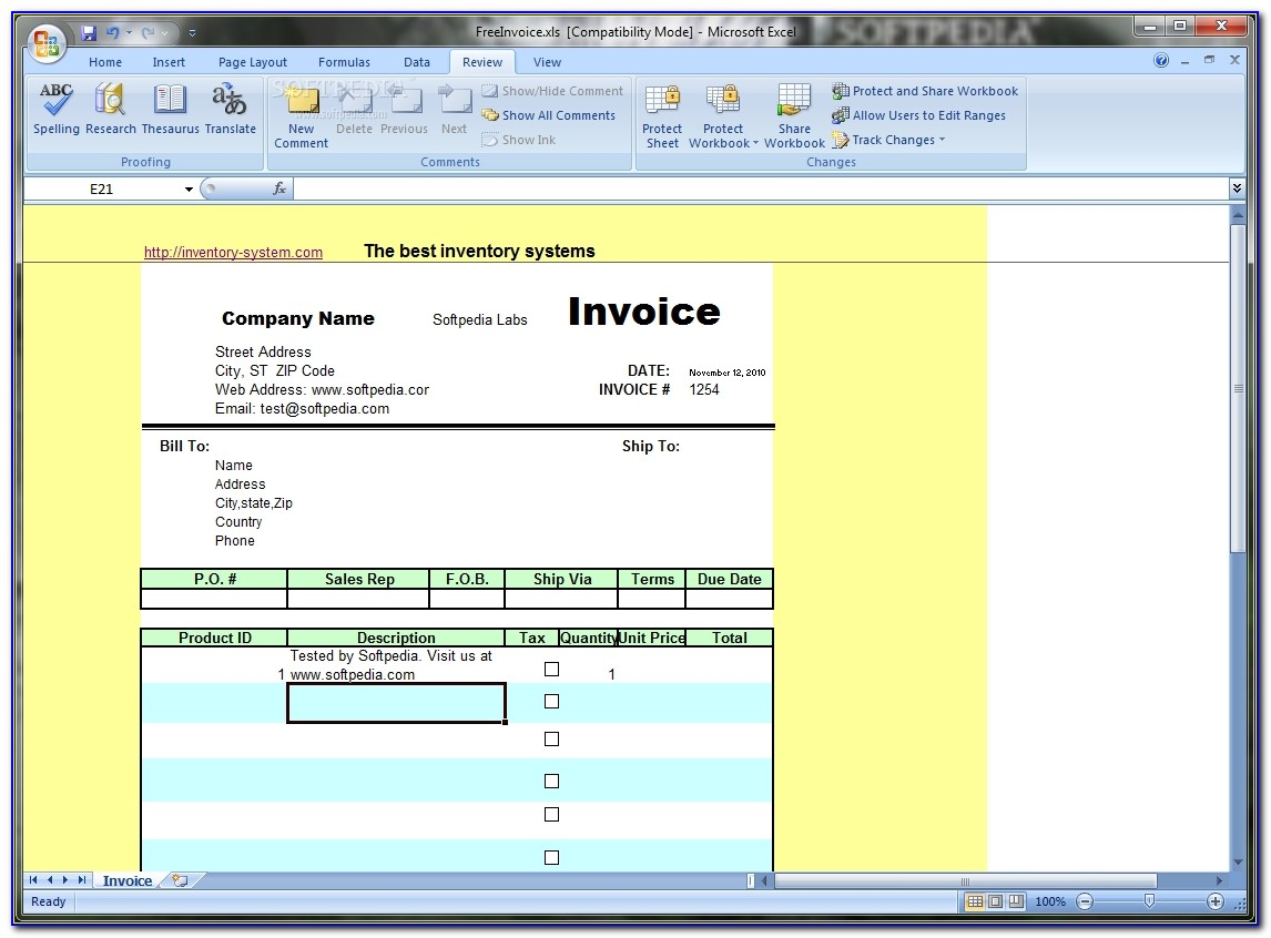 Invoice Software Free Download Full Version Invoice Software In Excel Free Download Full Version My Invoice 1119 X 819